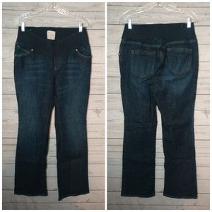 Old Navy maternity size M boot cut low rise